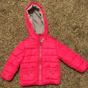 3T Carter's Winter Coat